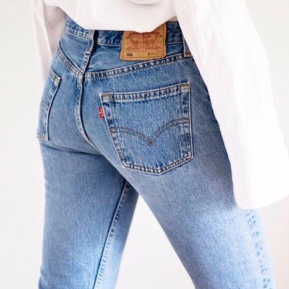 4c456b66 Levi's Jeans | Vintage Levis 501 High Waist Wedgie Fit | Poshmark